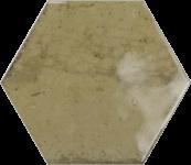 Faience hexagonale ile de groix Mink