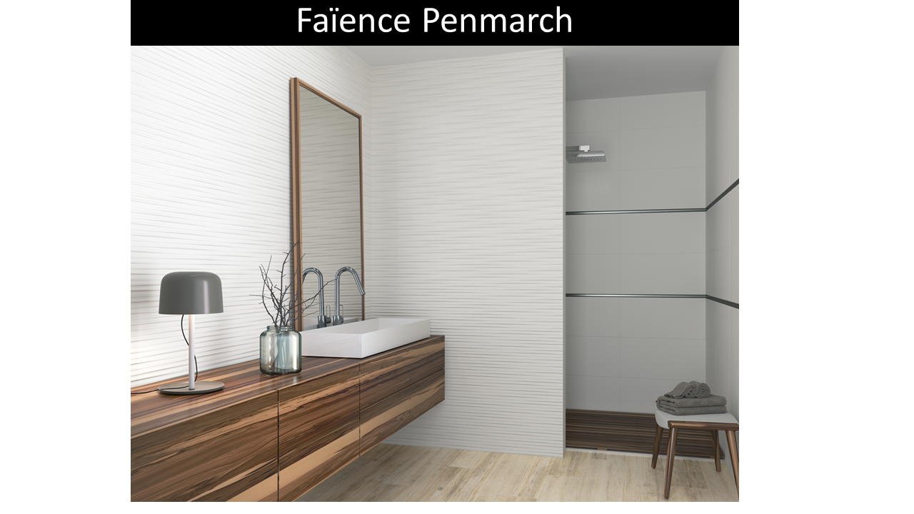 Faience blanche Penmarch