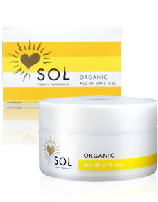 ORGANIC ALL IN ONE GEL