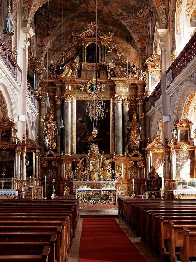 Kloster Oberalteich, Foto: Stadt Bogen