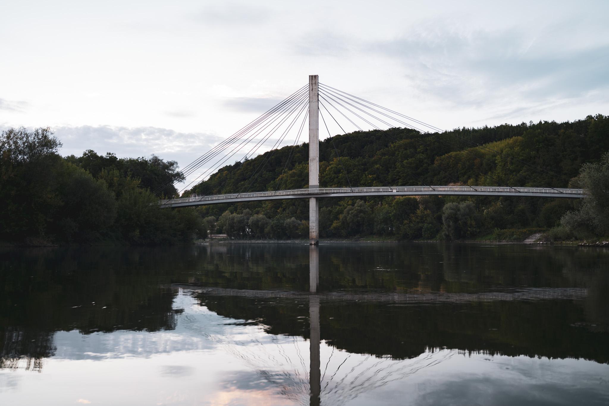 Brücke bei Bad Abbach ©Tourismusverband Ostbayern e.V./ @well_outside