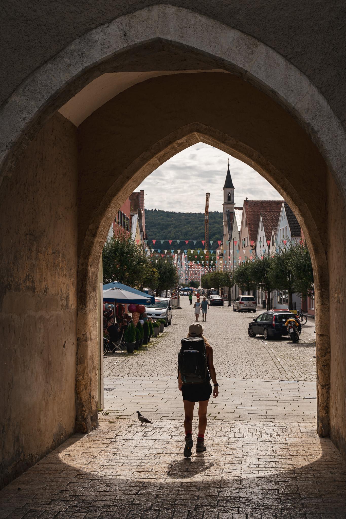 Bezaubernde Altstadt ©Tourismusverband Ostbayern e.V./ @well_outside