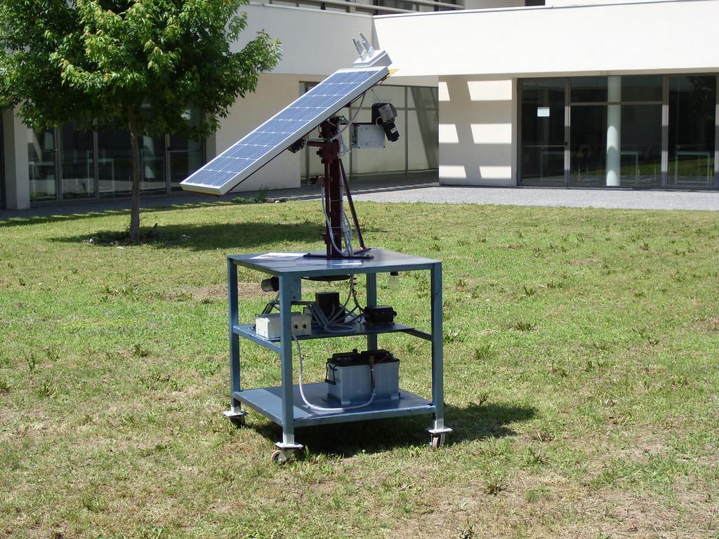 Panneli solare con orientamento automatico - classe 5
