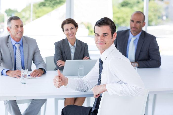 erfolgreicher lebenslauf bewerbungsgespräch