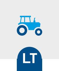 Zugmaschinen für Land- und Forstwirtschaft
