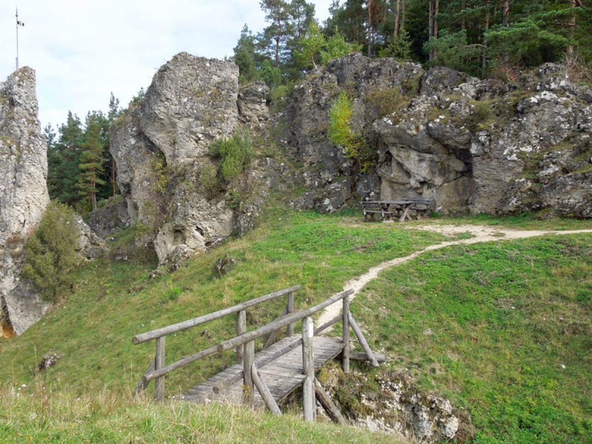 Wanderwege der Fränkischen Toskana