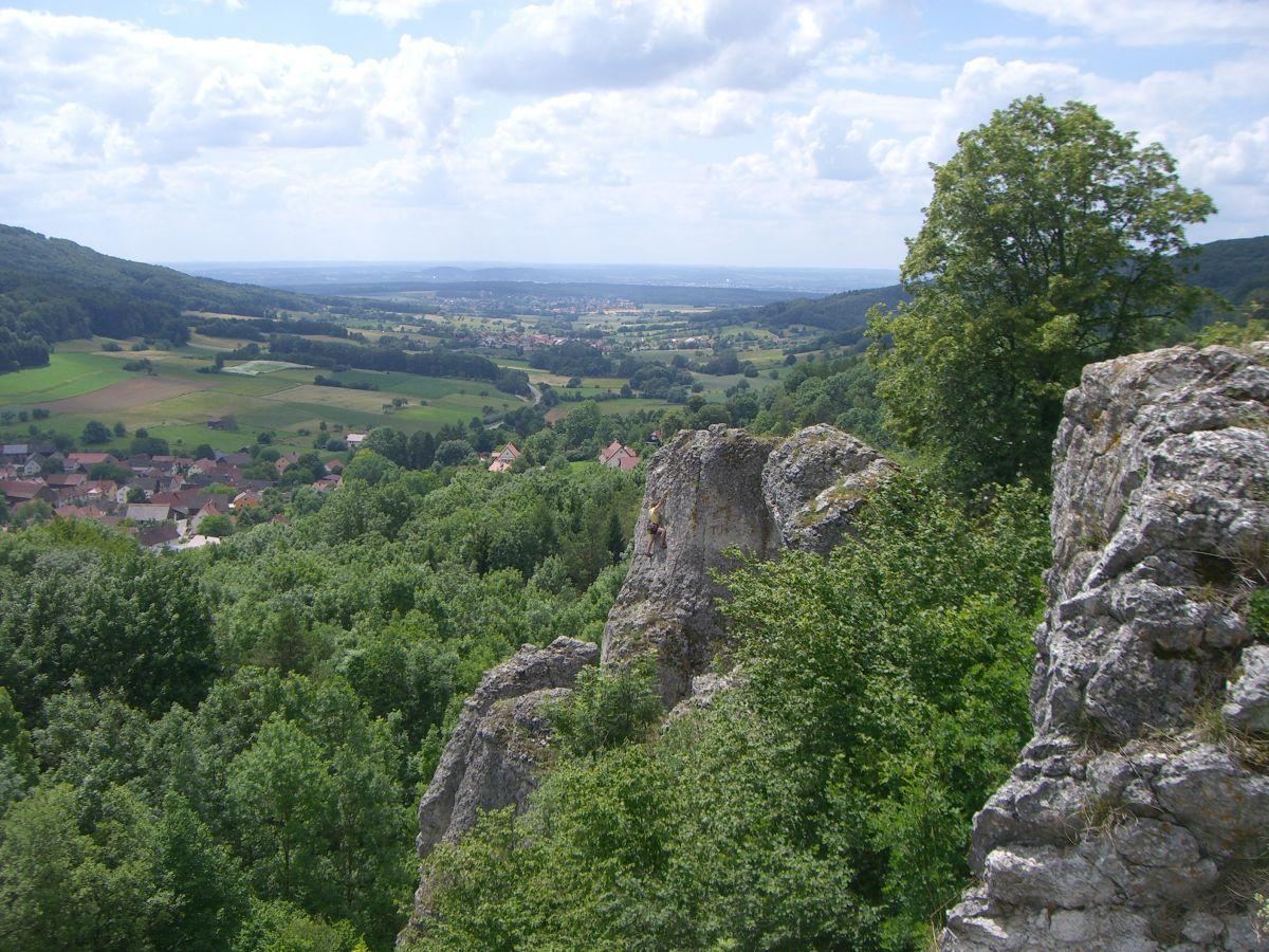 Kletterfelsen Eulenstein