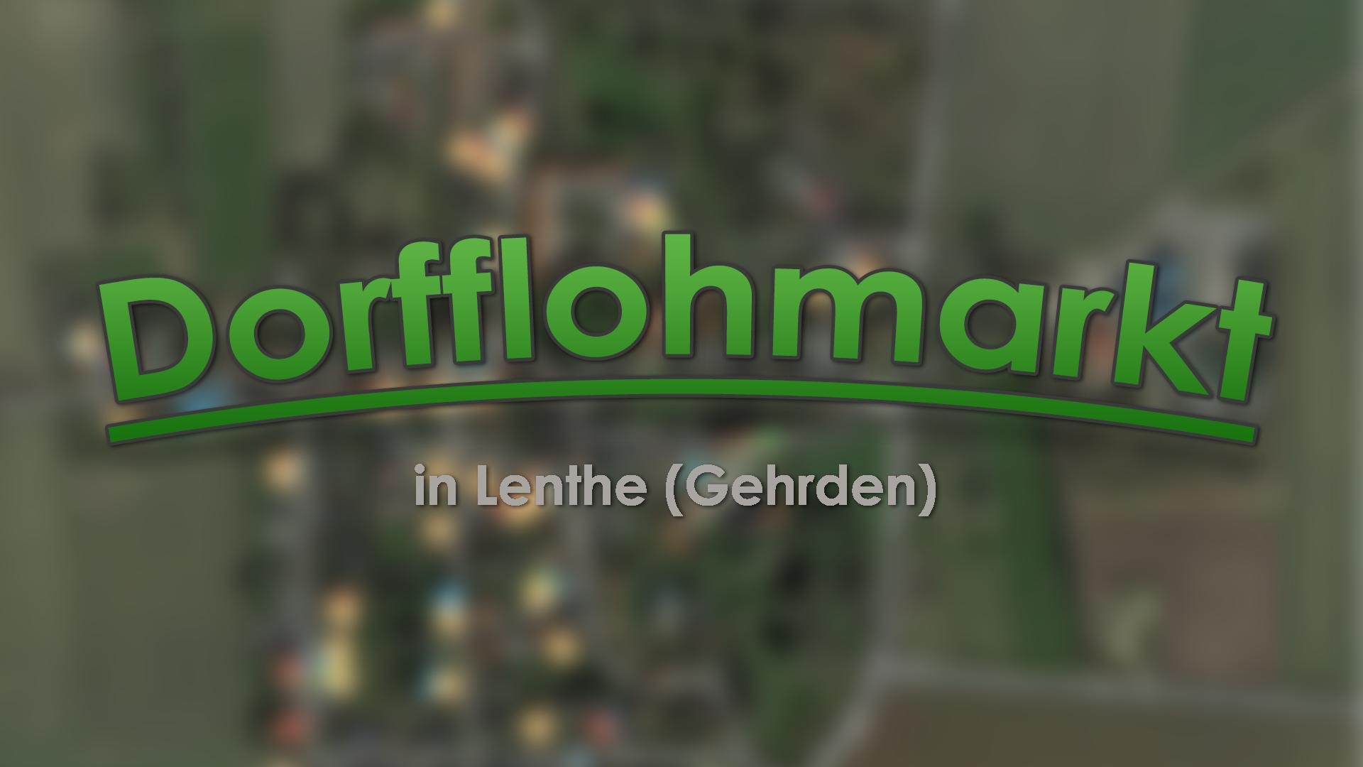 Dorfflohmarkt 2021