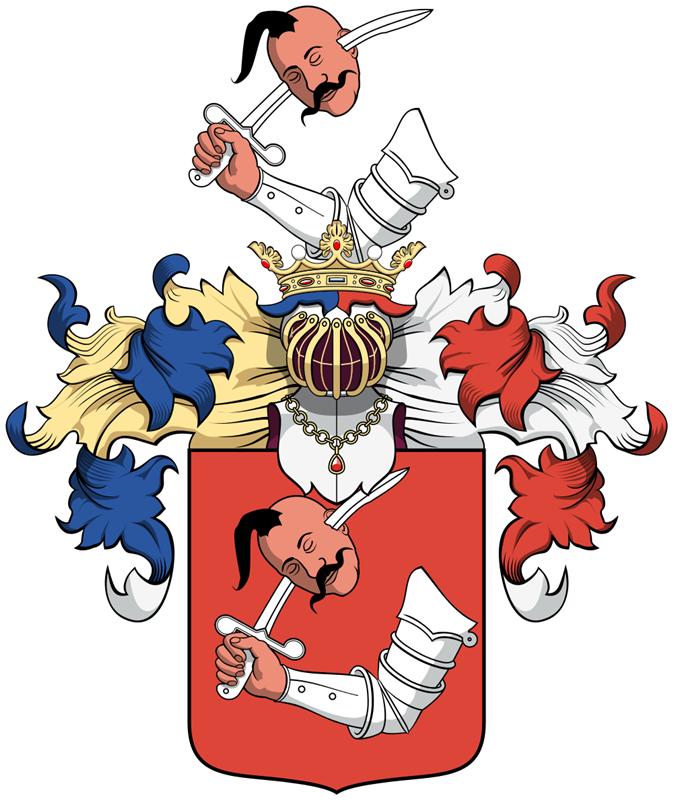 Герб венгерского города Komádi