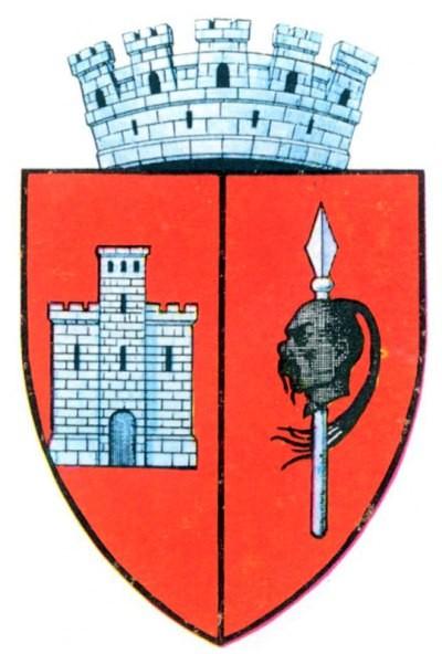 Герб молдавского города Сороки.