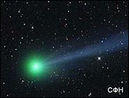 Комета C/2009 P1