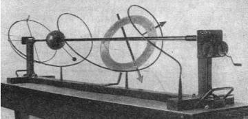 """Рис. 5. Модель """"геликоидального"""" движения Земли в Галактике, иллюстрирующая """"Солнечную гипотезу"""" проф. Д. Пиккарди"""