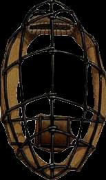 La maschera inventata da Fred Thayer