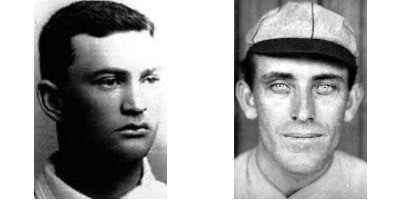 "Robert Lee ""Billy"" Hart (sx) e Frank Joseph Corridon (dx)"