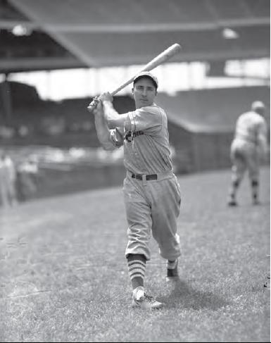 Nella foto l'Hall Of Fame Ripper Collins presente alle partite di St Louis