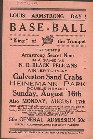 La locandina Baseball - Armstrong
