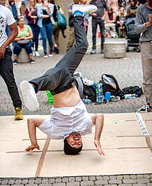 Break Dance, da Wikipedia