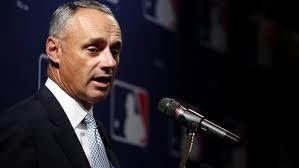 Nella foto Rob Manfred il nuovo Commissioner MLB succeduto a Bud Selig
