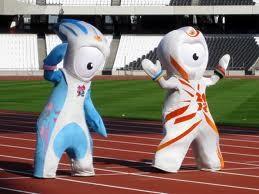 La mascotte di London Olympics
