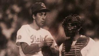 Lou Colabello a Los Angeles 1984 - FIBS