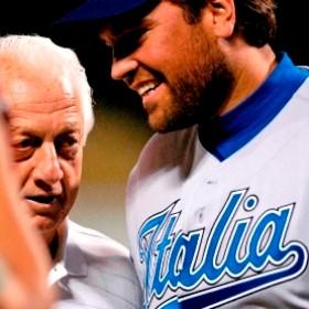 Nell'immagine Mike Piazza con Tom Lasorda, ambedue Italoamericani