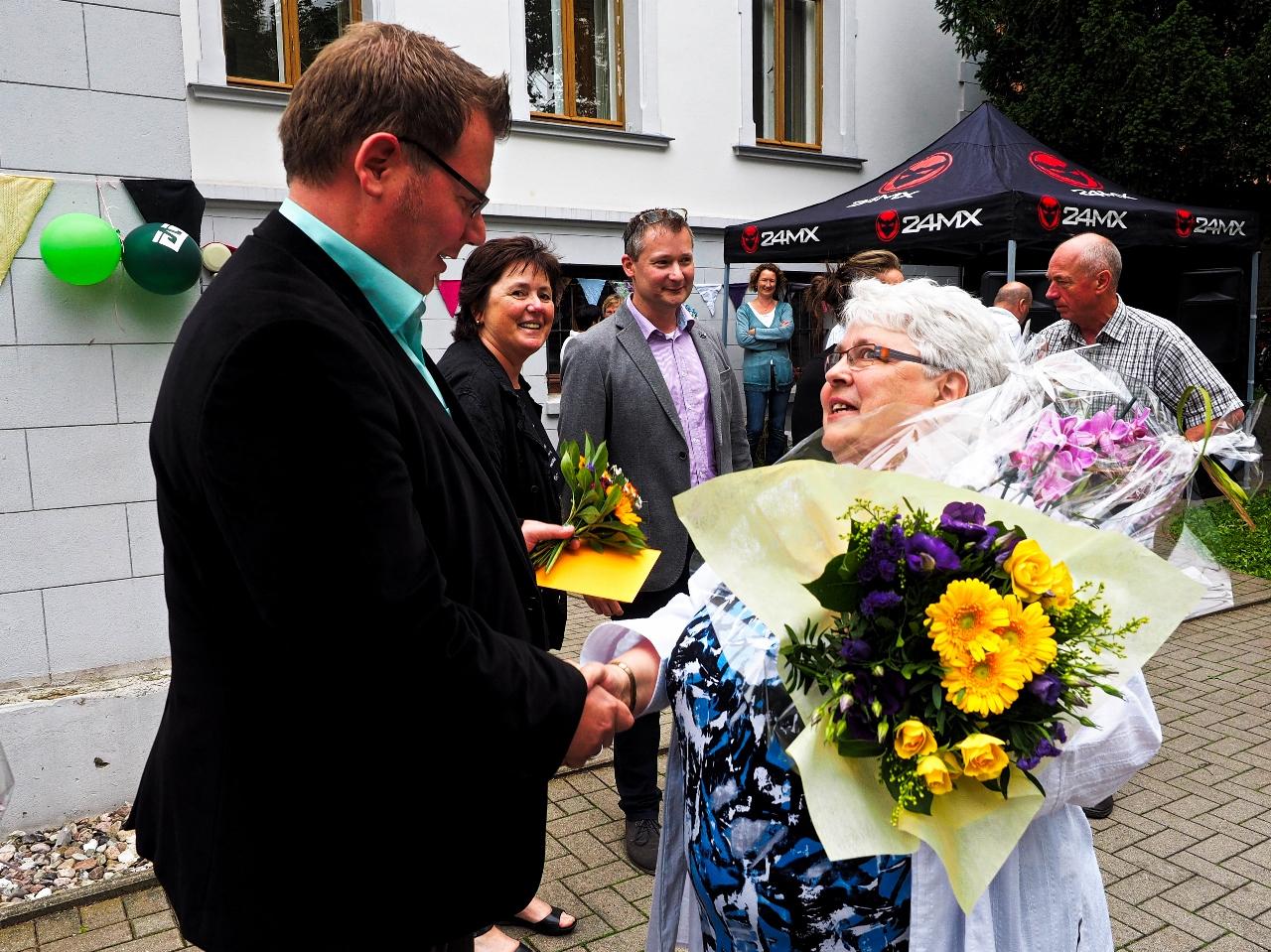 Gratulant Herr Baetke (SPD)