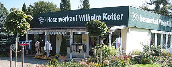 Filiale Hosenverkauf Wilhelm Kotter in Tettenweis