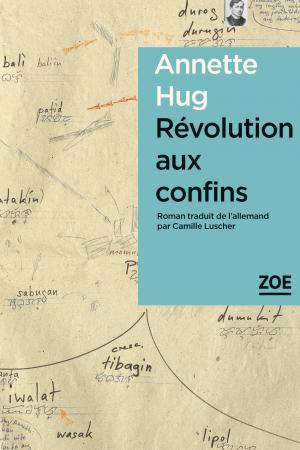"""Cover Buch """"Révolution aux confins"""""""