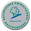 Logo Bayerisches Umweltsiegel Gastgewerbe