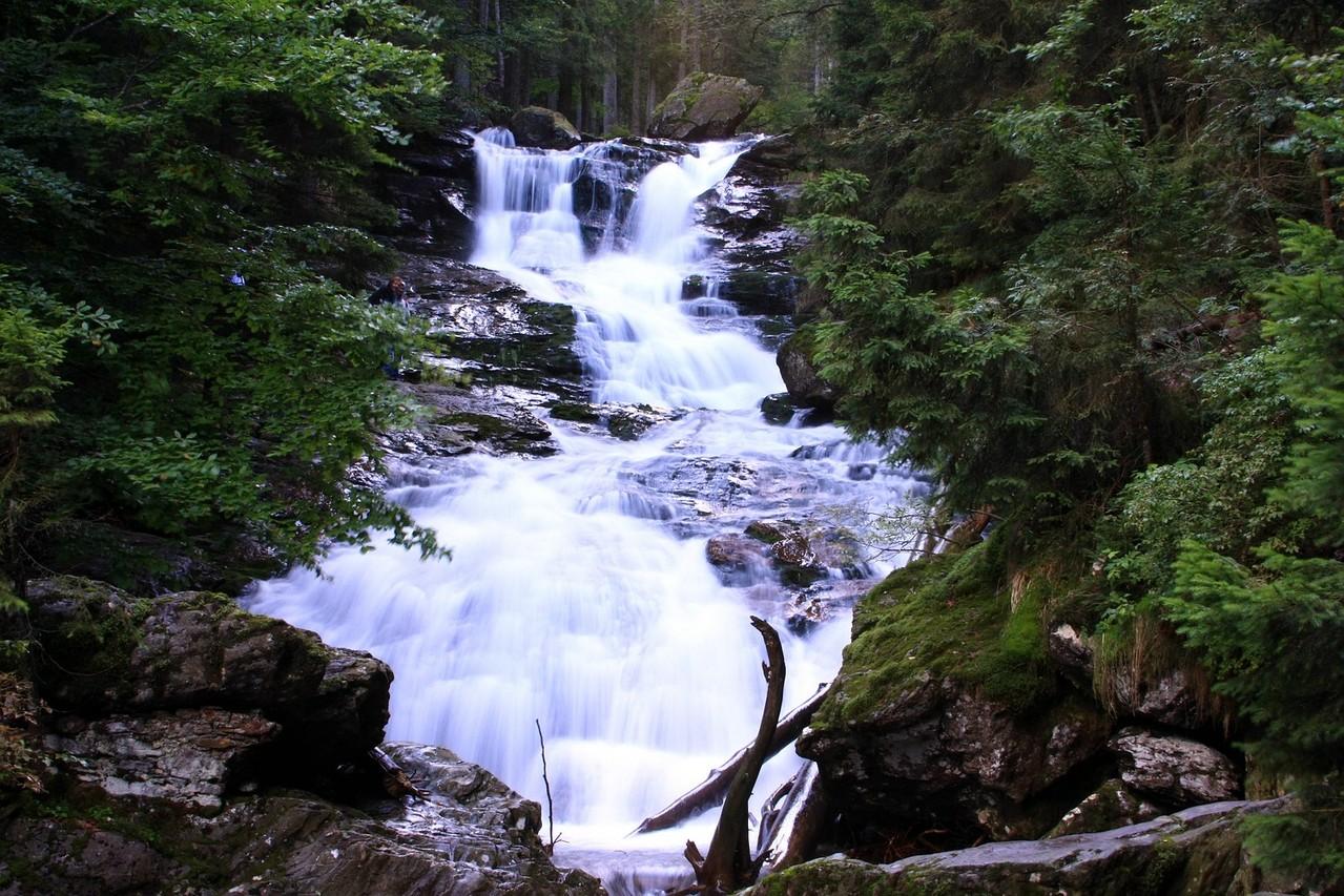 Rieslochfälle; Größte Wasserfälle im BayWa
