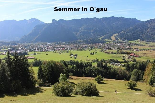 Oberammergau Panorama