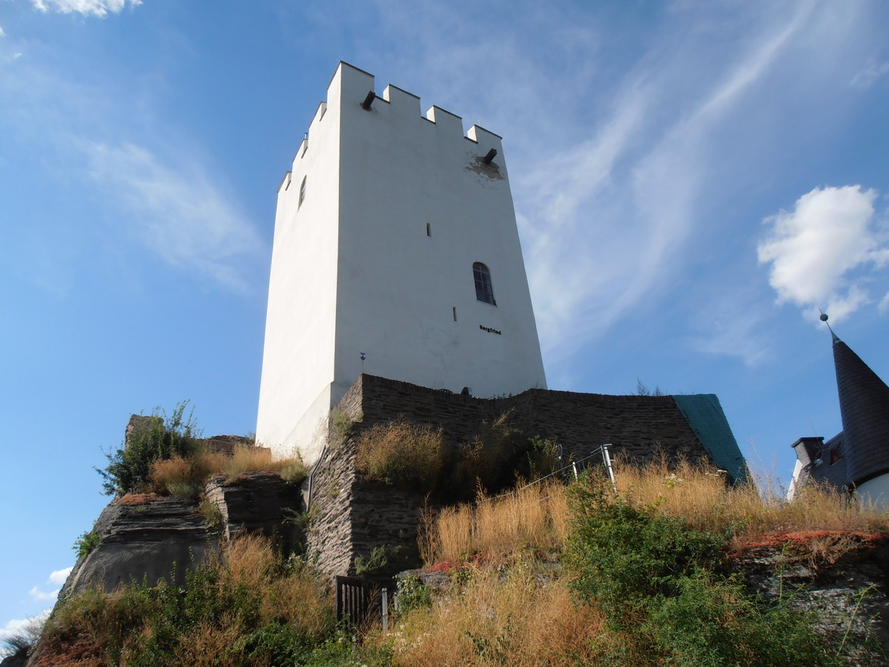 Bergfried der Sterrenberg