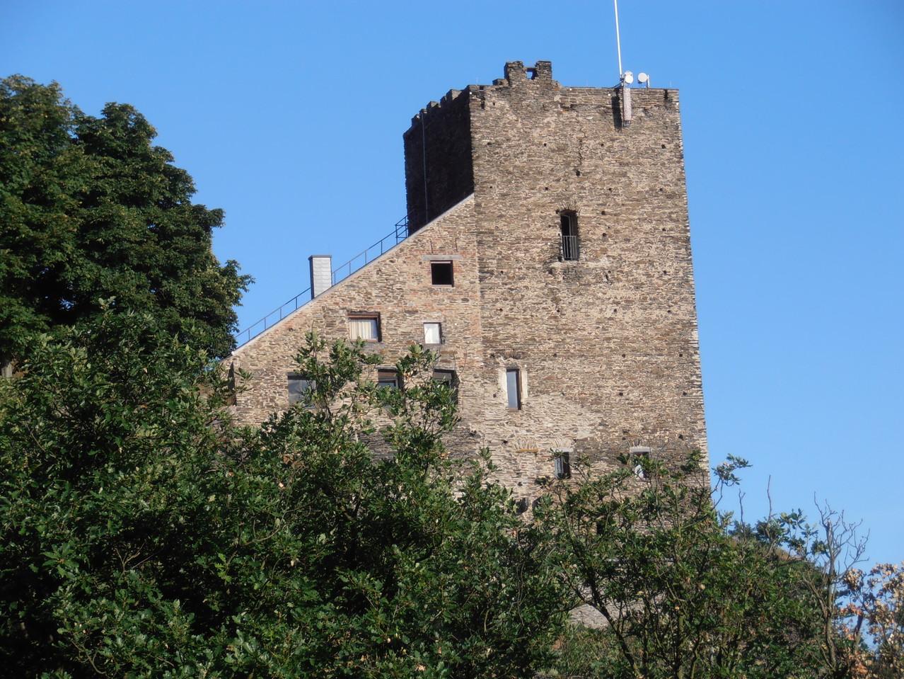 Bergfried der Liebenstein