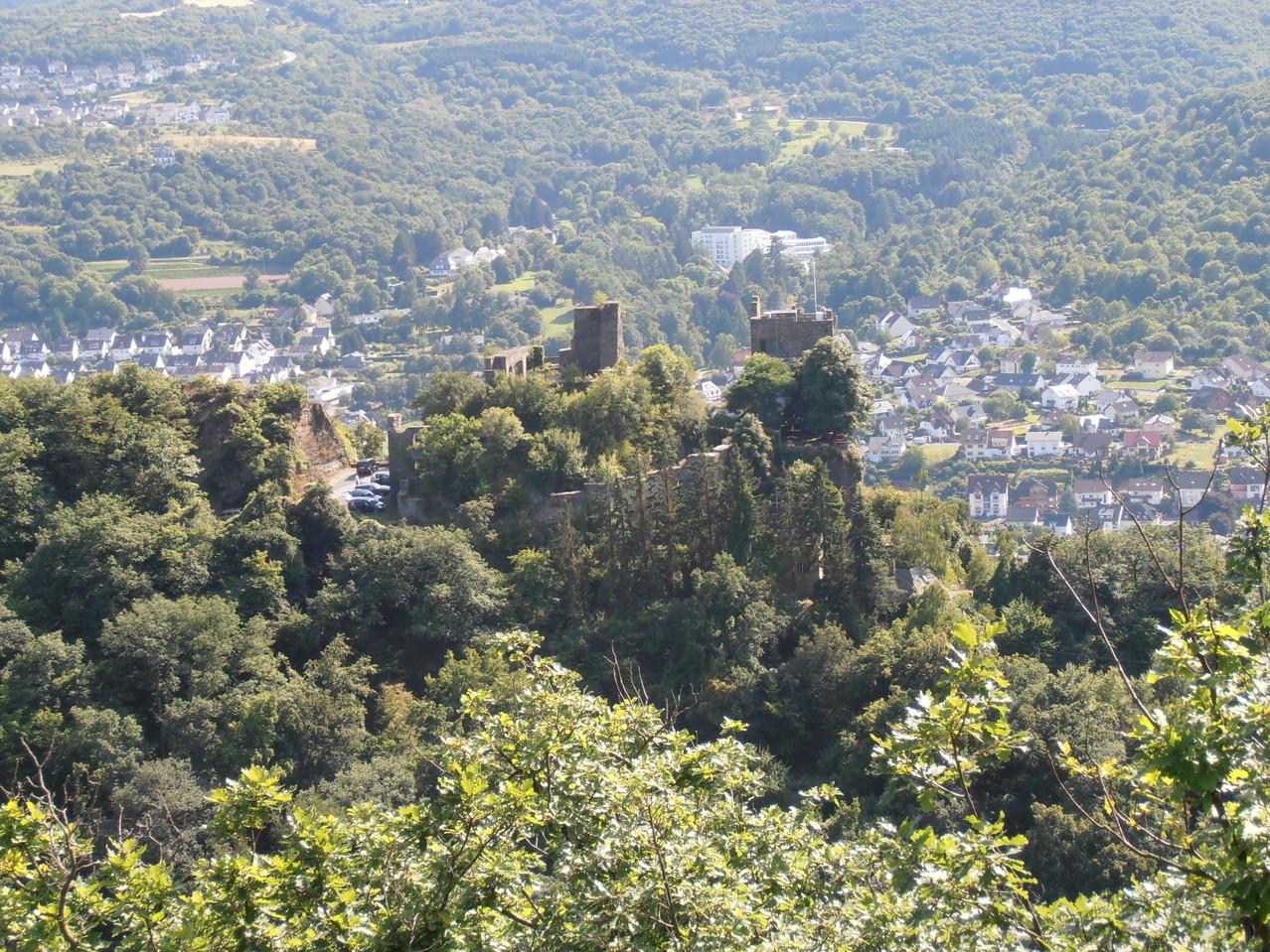Die Burg Liebenstein