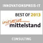 Best-Of-Preis 2013 für Contor-Regio