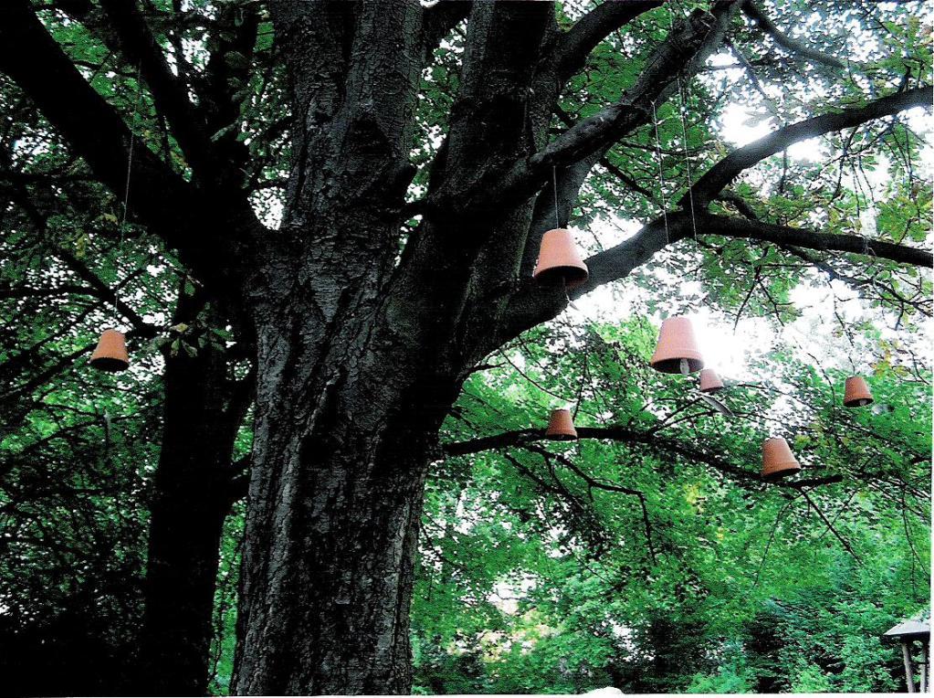 Windglocken, Kunsthaus Flora 2004