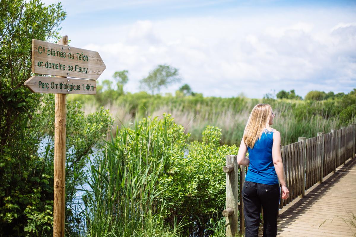 Le Teich, Vraies vacances sur le Bassin d'Arcachon - Domaine de Fleury