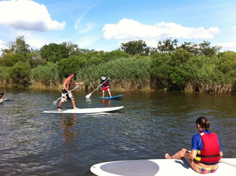 Le Teich, Vraies vacances sur le Bassin d'Arcachon - Stand Up Paddle