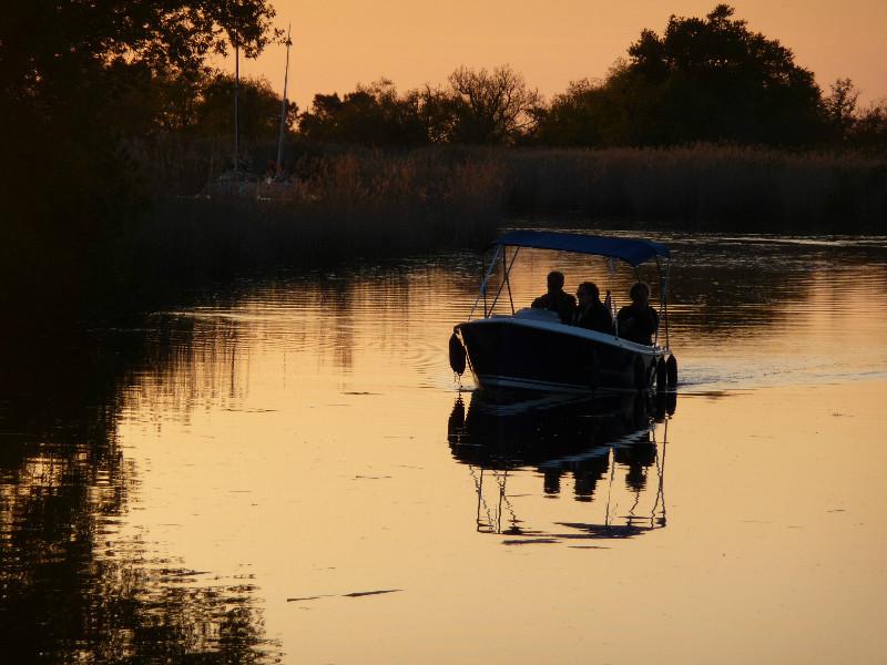 Le Teich, Vraies vacances sur le Bassin d'Arcachon - Sorties au lever ou coucher de soleil