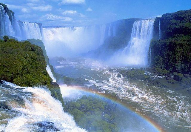 Чудеса света в южной америке