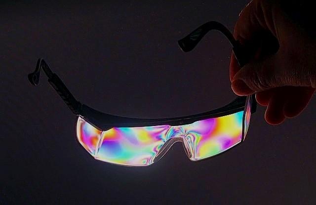Schutzbrille (Bild: HAWK Göttingen)