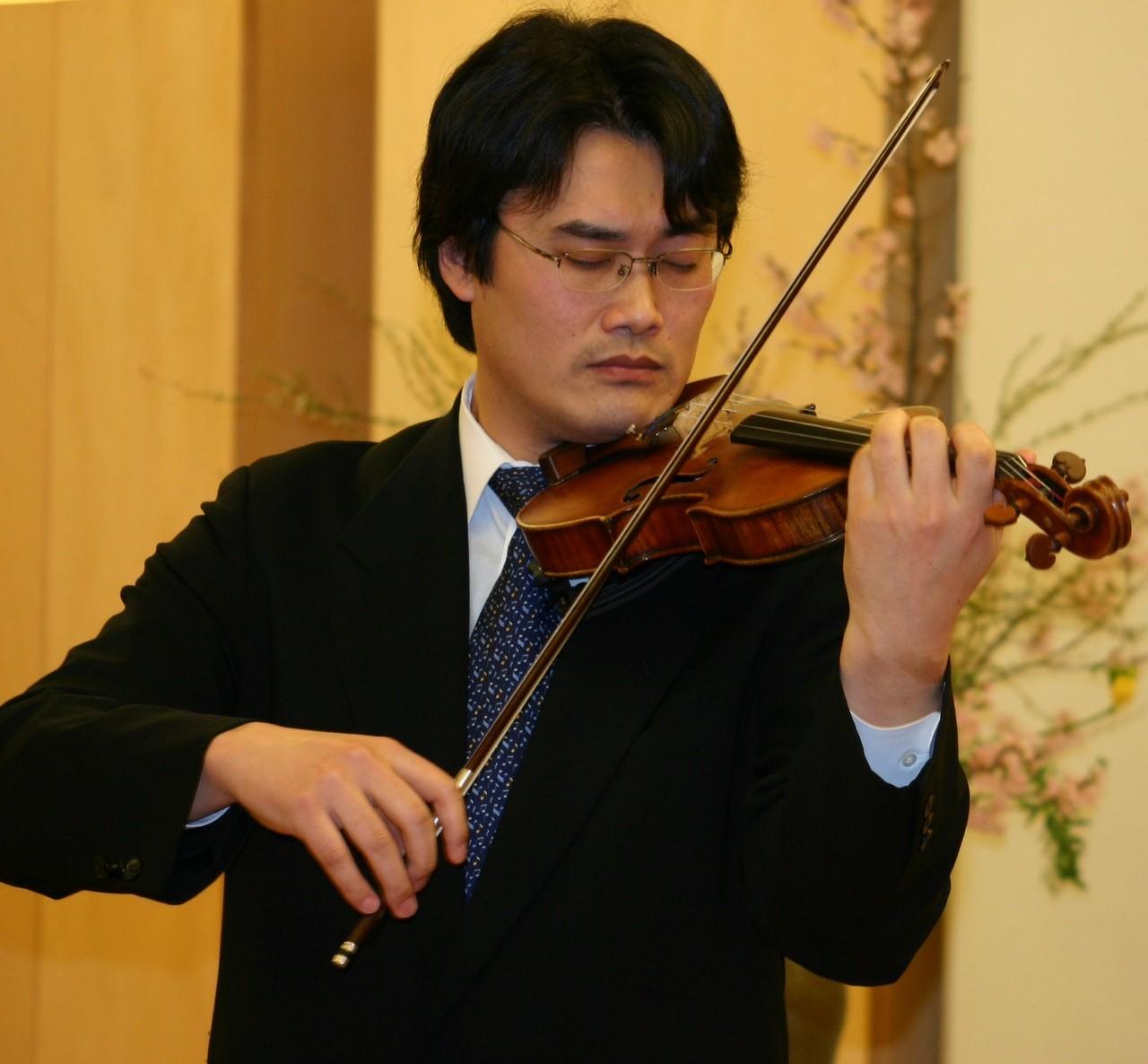 ユニットマスター&ヴァイオリン 原田 潤一