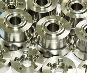 Unsere mechanische Metallbearbeitung - Herstellung und Komplettbearbeitung von Dreh-, Bohr- und Frästeilen