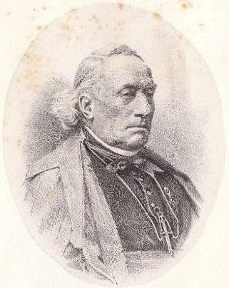 Mgr. Gaspar-Joseph Labis - Bisschop van Tournai