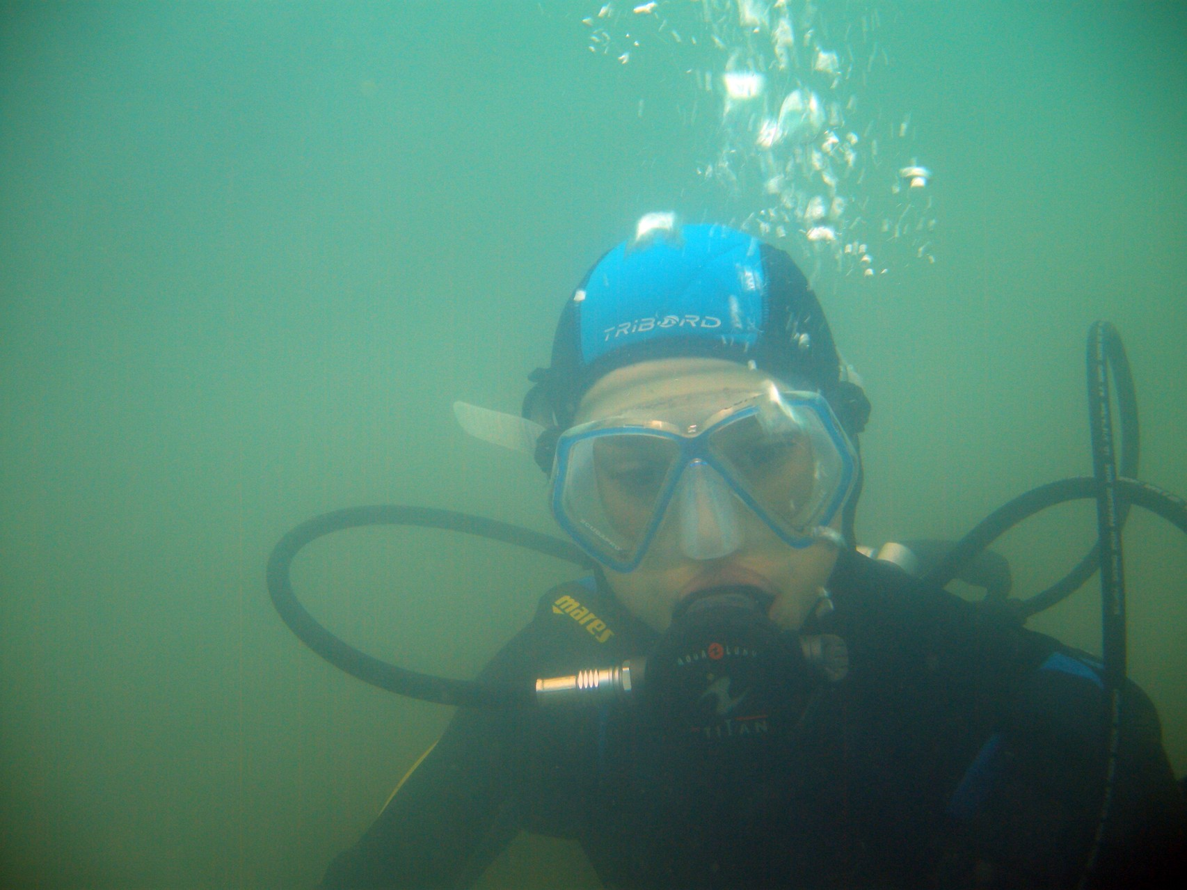 Ou faire de la plongee en juin