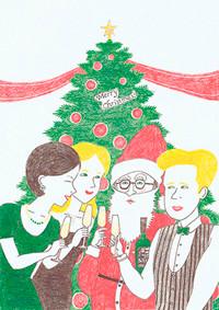 気がはやいけどMerry Christmas!