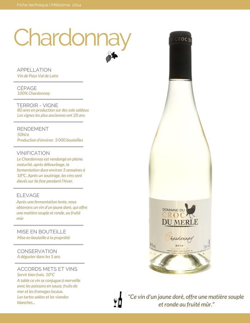 dégustation merveilleux blanc de loire chardonnay savoureux