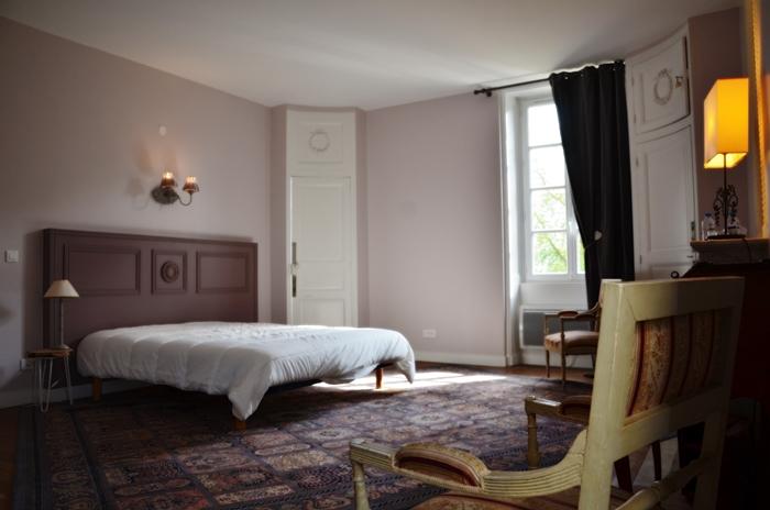 Avec ses lits superposés, les visiteurs du Puy du fou adorent cette chambre d'hôtes