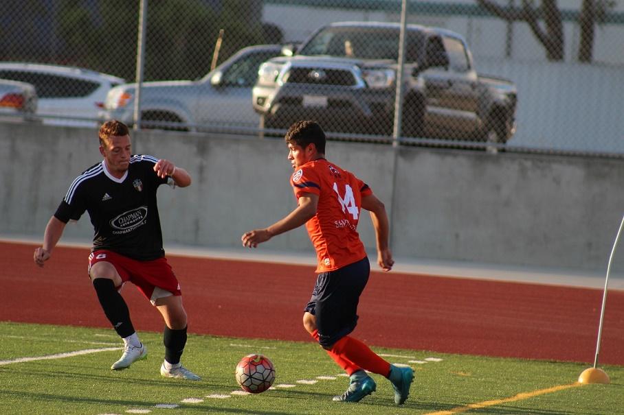 14番を背負うManuel 選手は昨年はChula Vista FC で背番号10を背負い、FC Tucsonから金星を挙げた立役者の一人