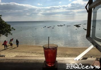 沖縄 カフェ 浜辺の茶屋